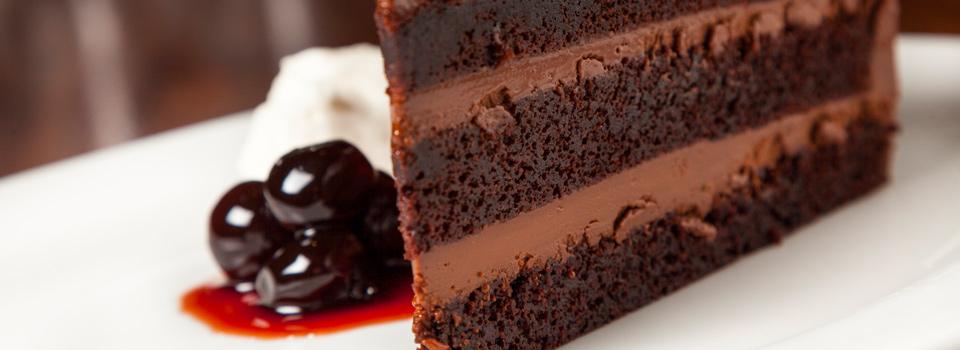 Paul Martin's Desserts