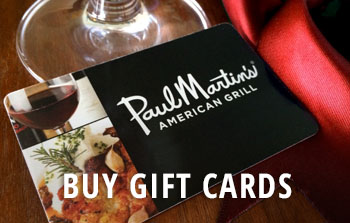 Give the Gift of Paul Martin's