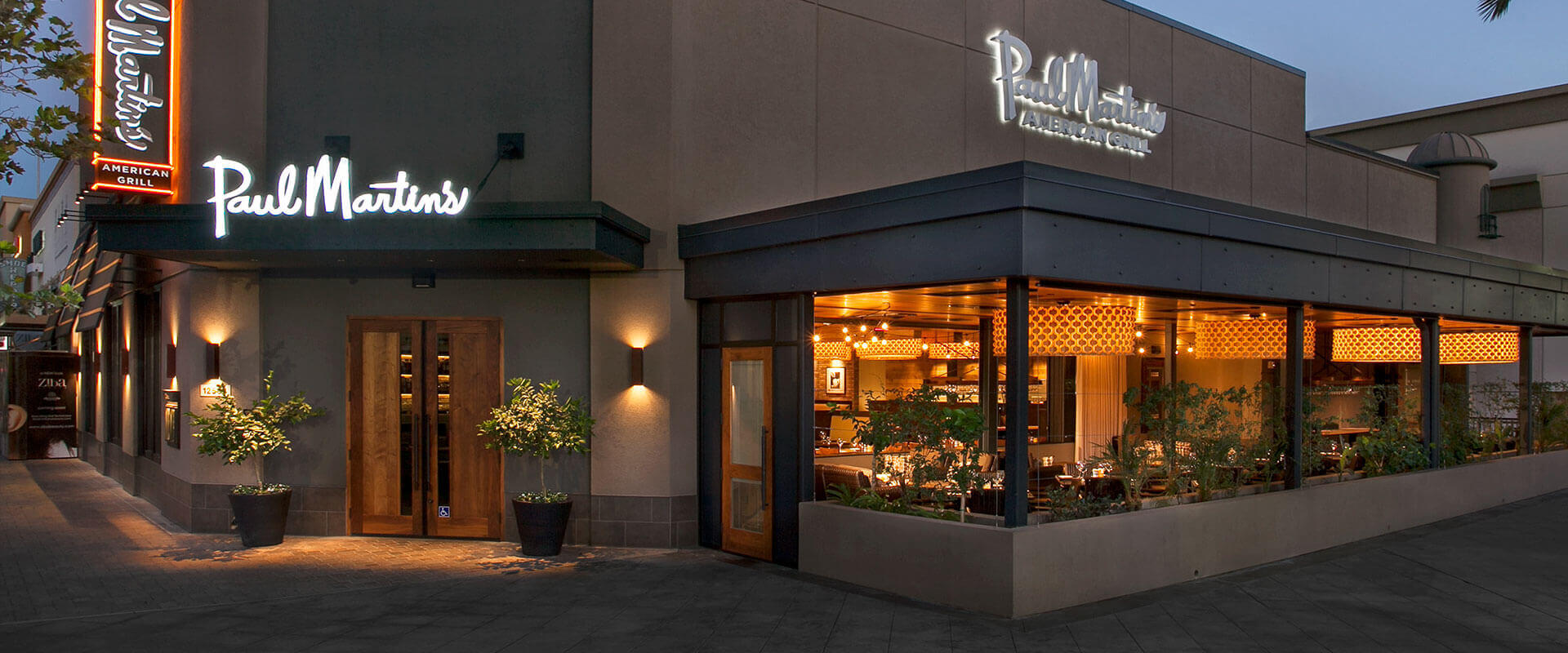 Rancho Cucamonga Restaurant | Paul Martin\'s American Grill