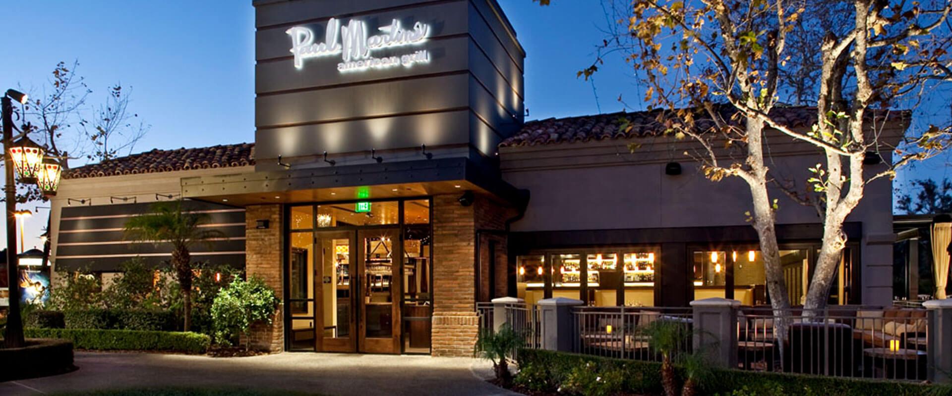 Westlake Village Restaurant   Paul Martin\'s American Grill